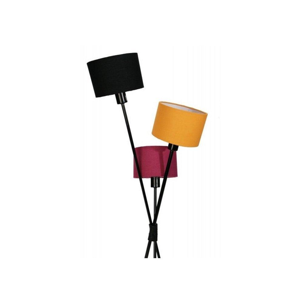 Malerisch Stehlampe Mit Schirm Foto Von