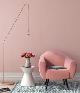 diy stehlampe selber bauen. Black Bedroom Furniture Sets. Home Design Ideas