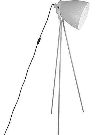 Grundig Weiß Stehlampe