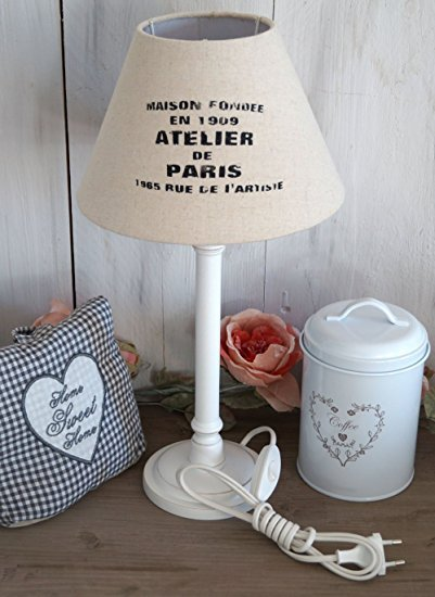 No Name LB H&F Paris Shabby Chic
