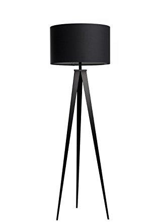 Zuiver 5000801 Floor Lamp Tripod Metall Schwarz