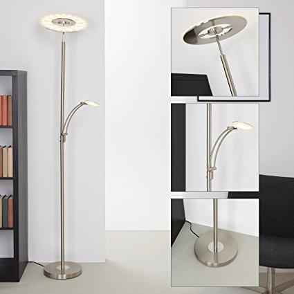 Briloner Leuchten LED Stehlampe 1324-022