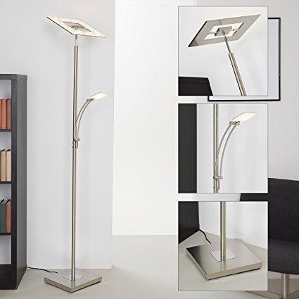 Briloner Leuchten LED Stehlampe dimmbar 1325-022