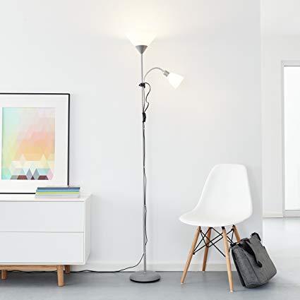 Lightbox Klassischer LED Deckenfluter