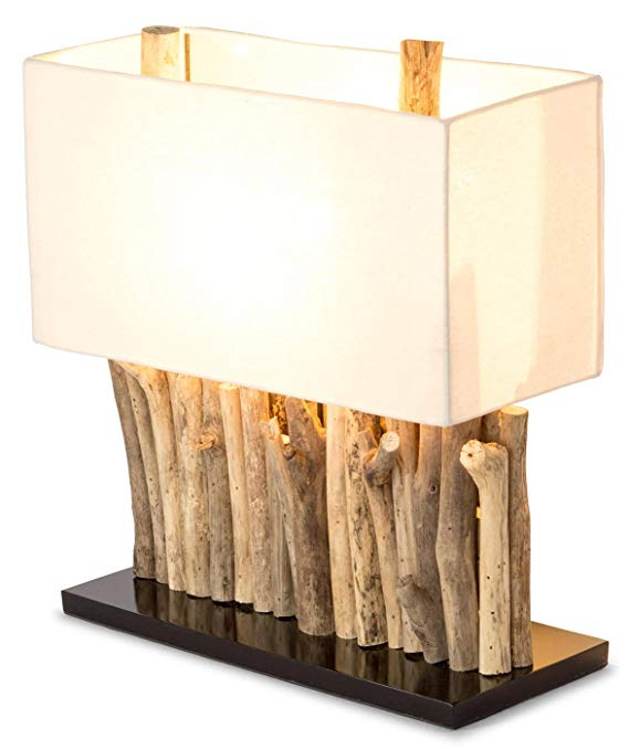 No Name levandeo Lampe aus recyceltem Holz