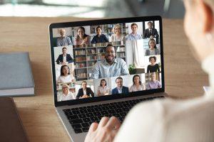 Die wichtigsten Regeln für Videokonferenzen