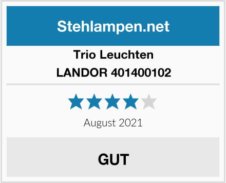 Trio Leuchten LANDOR 401400102 Test