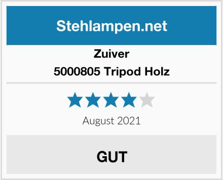 Zuiver 5000805 Tripod Holz Test