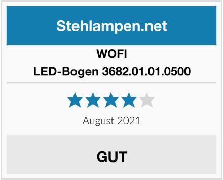 WOFI LED-Bogen 3682.01.01.0500 Test