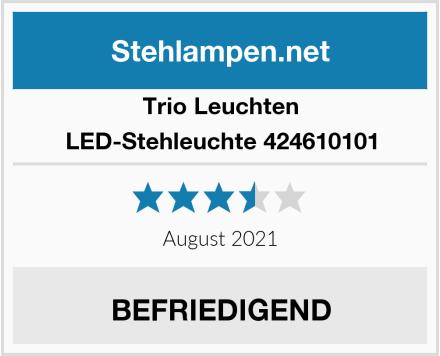 Trio Leuchten LED-Stehleuchte 424610101 Test