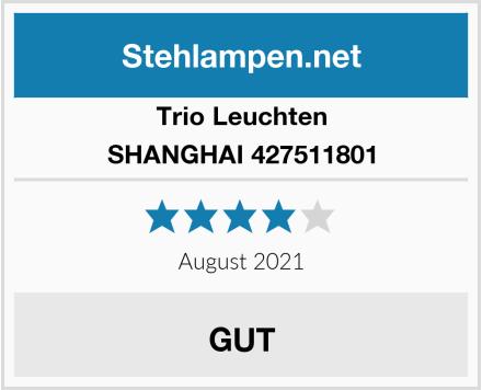 Trio Leuchten SHANGHAI 427511801 Test