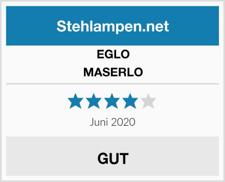 EGLO MASERLO Test