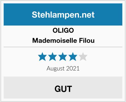 OLIGO Mademoiselle Filou Test