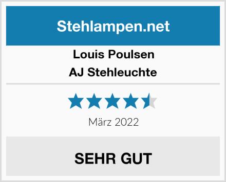 Louis Poulsen AJ Stehleuchte Test