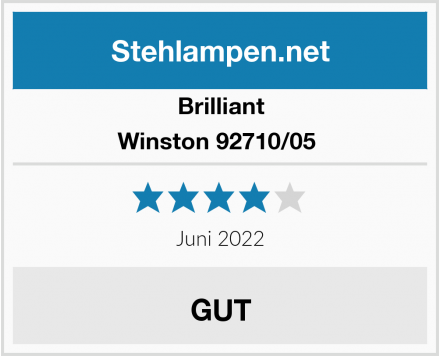 Brilliant Winston 92710/05  Test