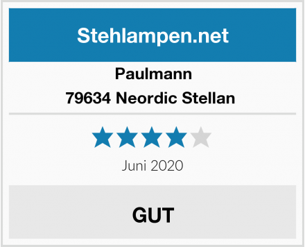 Paulmann 79634 Neordic Stellan  Test