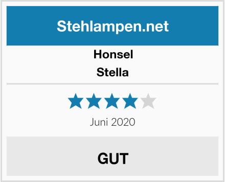 Honsel Stella Test
