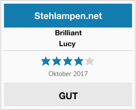 Brilliant Lucy  Test