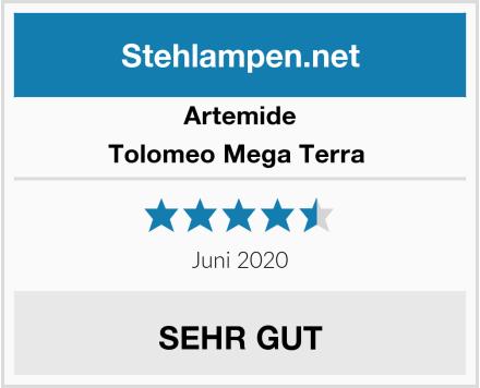 Artemide Tolomeo Mega Terra  Test
