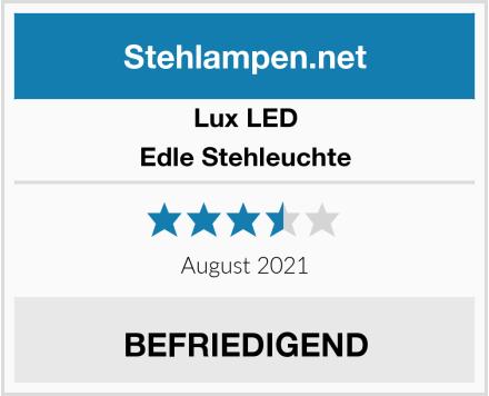 Lux LED Edle Stehleuchte Test