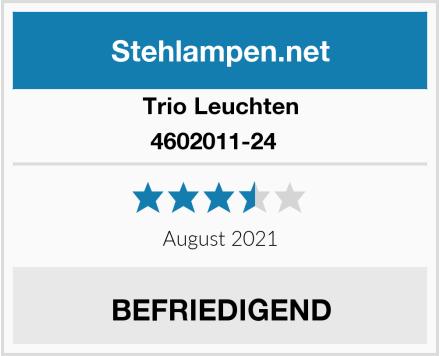 Trio Leuchten 4602011-24   Test