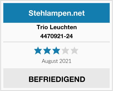 Trio Leuchten 4470921-24 Test