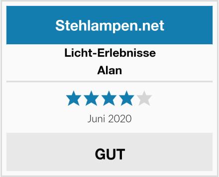 Licht-Erlebnisse Alan Test