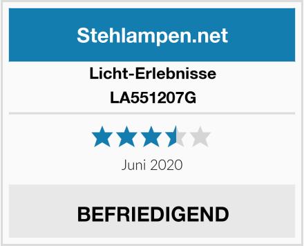 Licht-Erlebnisse LA551207G Test