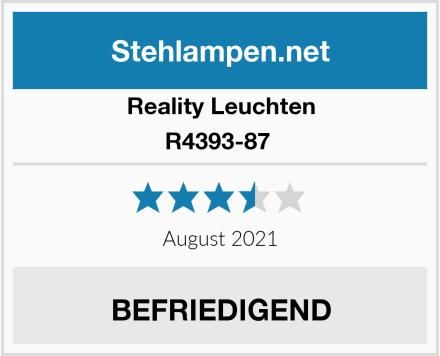 Reality Leuchten R4393-87  Test