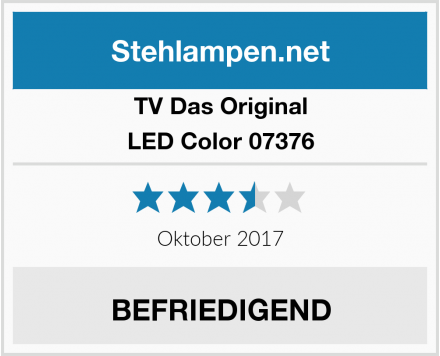 TV Das Original LED Color 07376 Test