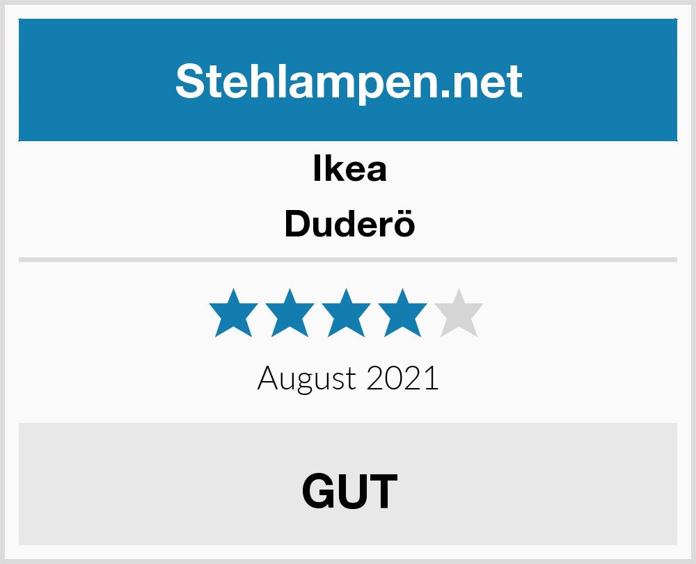 Ikea Dudero Stehlampen Test 2020
