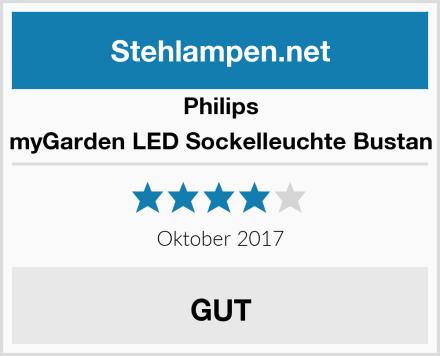 Philips myGarden LED Sockelleuchte Bustan Test