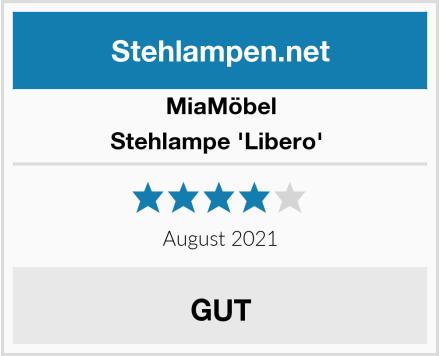MiaMöbel Stehlampe 'Libero'  Test