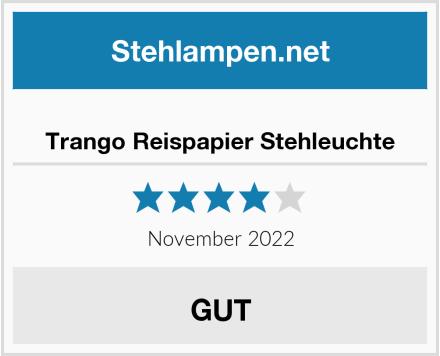 No Name Trango Reispapier Stehleuchte Test