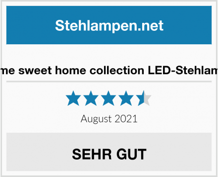 No Name home sweet home collection LED-Stehlampe Test