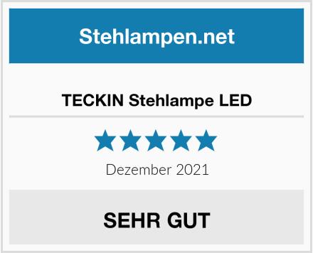 TECKIN Stehlampe LED Test