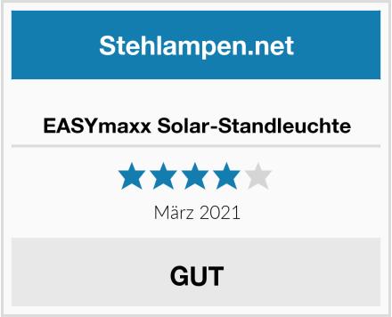 EASYmaxx Solar-Standleuchte Test