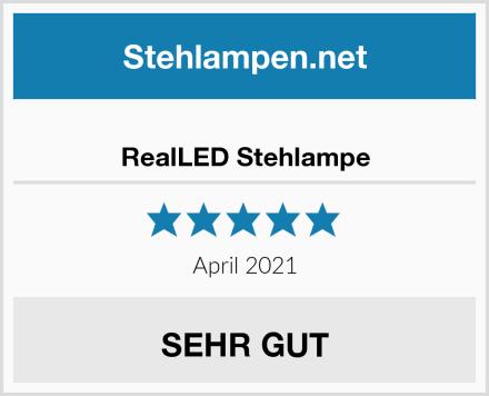 RealLED Stehlampe Test