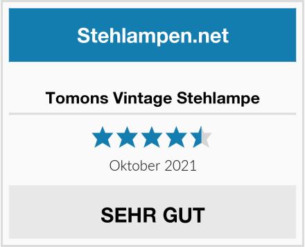 Tamons Stehlampe Test