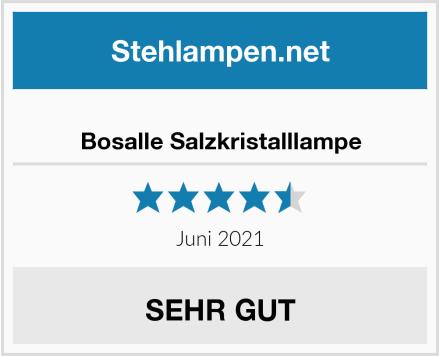Bosalle Salzkristalllampe Test