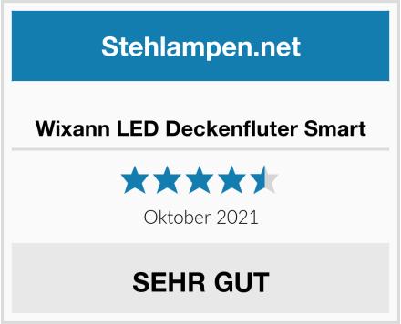 Wixann LED Deckenfluter Test