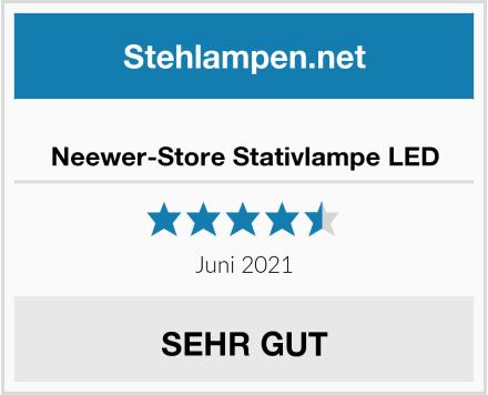 Neewer-Store Stativlampe LED Test