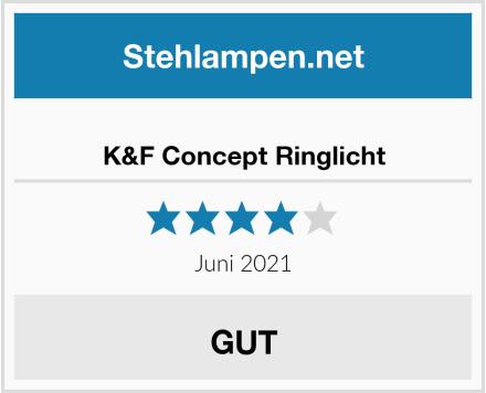 K&F Concept Ringlicht Test