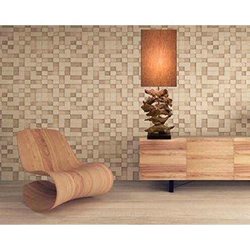 Grafinteriors XL Design Stehleuchte aus Treibholz
