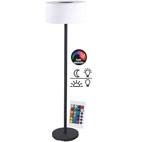 Lunartec Solar-LED-Standleuchte