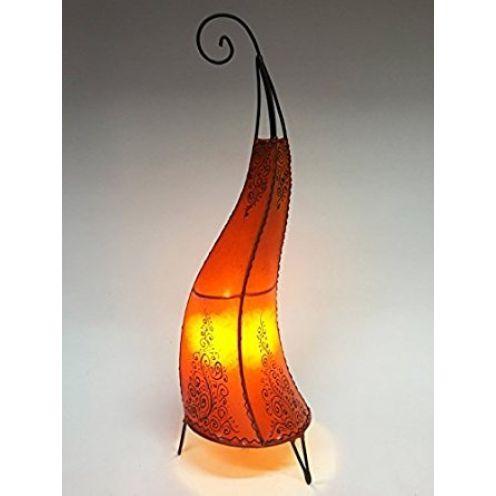 Marrakesch Orientalische Stehlampe Daya Orange