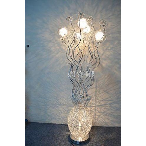 Cool Lamp Stehleuchte Blumen in Vase