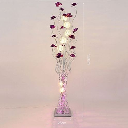 WYZ LED Stehlampe Vase
