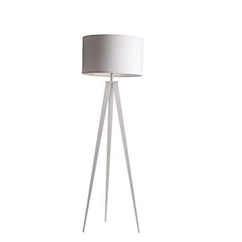 Zuiver 5000802 Floor Lamp Tripod Metall Weiß