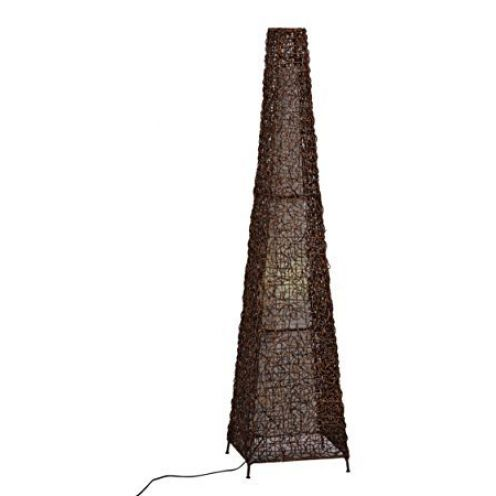 MiaMöbel Stehlampe 'Pyramid'